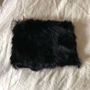 Handbags - Nicole Manek reclaimed Vintage fanny pack/clutch